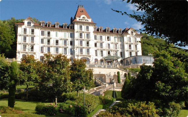 location salle de mariage annecy palace menthon saint bernard - Dj Mariage Annecy