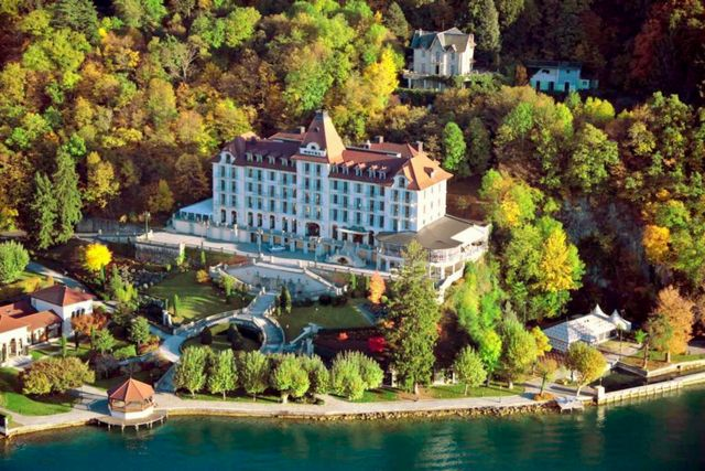 location salle de mariage 74 hotel palace menthon saint bernard - Dj Mariage Annecy